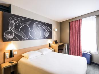 Hotel ibis Marseille Bonneveine Route des Calanques Marseille