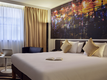 Rooms - Novotel Paris Bercy