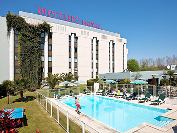 Hotel Mercure Palais des Sports Pau