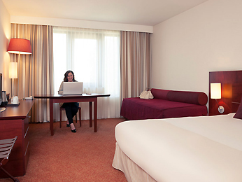 Chambres - Hotel Mercure Brussels Airport