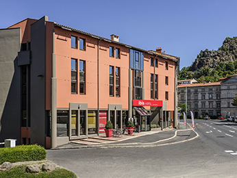 hotel in le puy en velay ibis le puy en velay centre. Black Bedroom Furniture Sets. Home Design Ideas