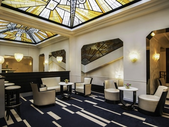 Hotel Mercure Monty Opéra Paris