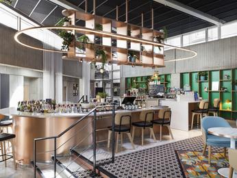 hotel novotel paris cdg terminal roissy en france a roport charles de gaulle cdg. Black Bedroom Furniture Sets. Home Design Ideas
