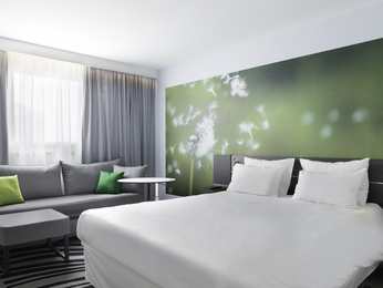 Rooms - Novotel Paris CDG Terminal