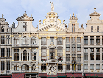 Destinasi - Novotel Brussels off Grand Place