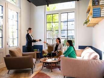Hotel Novotel Grand Place Bruxelles