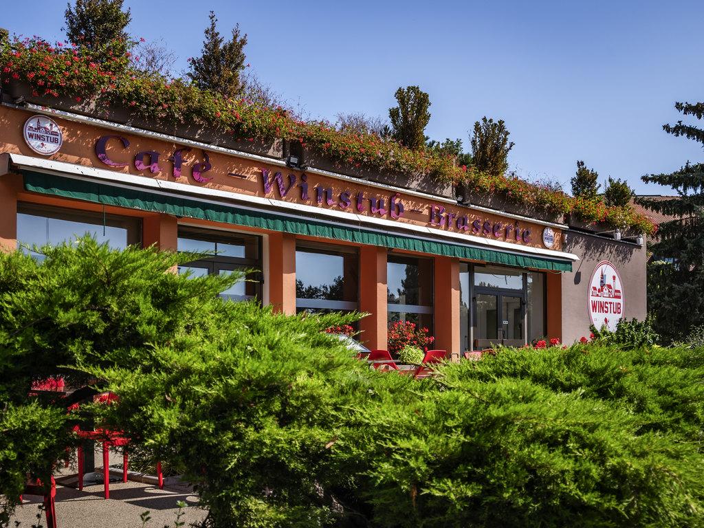 Sundhoffen hotels hotel booking in sundhoffen viamichelin for Hotels colmar