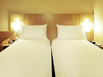 Rooms - ibis London Luton Airport