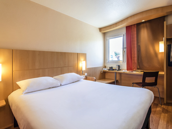 Rooms - ibis Chateau Thierry