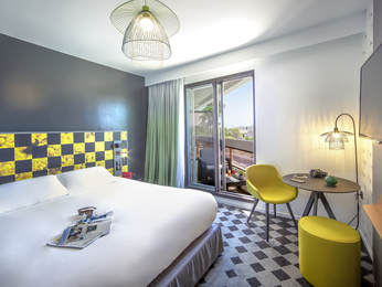 Rooms - Mercure Hyeres Centre Hotel