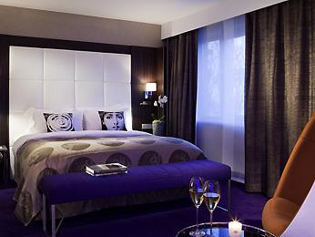 Hotel Sofitel Toison d'Or Bruxelles