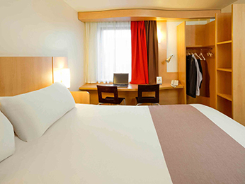 Camere - ibis Brussels Airport