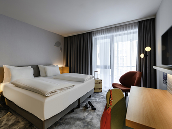 Hotel - Hotel Mercure Munique Schwabing