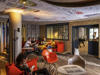 h tel le havre r servez votre hotel ibis le havre centre. Black Bedroom Furniture Sets. Home Design Ideas