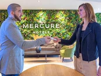 Hotel Mercure Lyon Villefontaine