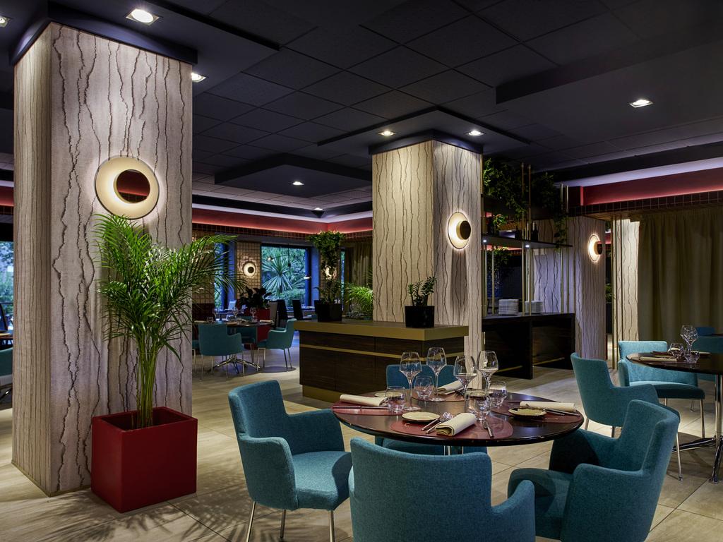Hotel Bicocca Via Cipriani Milano