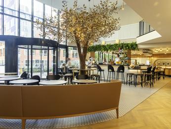 Hotel Novotel Paris Longchamp Suresnes