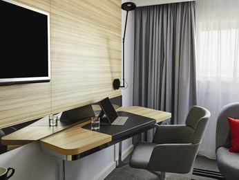 Rooms - Novotel Birmingham Airport