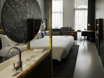 Chambres - The Convent Hotel Amsterdam - MGallery Collection
