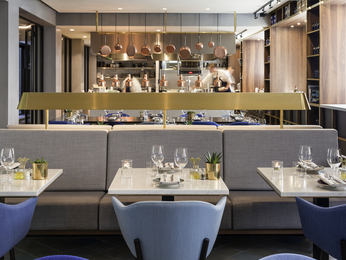 Restaurante - INK Hotel Amsterdam - MGallery Collection