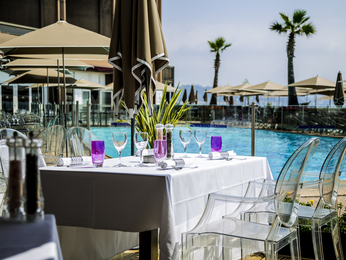 Restaurant - Pullman Cannes Mandelieu Royal Casino
