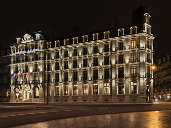 Hotel - Grand Hotel La Cloche Dijon - MGallery Collection