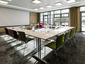 Meetings - Mercure Hotel & Residenz Frankfurt Messe