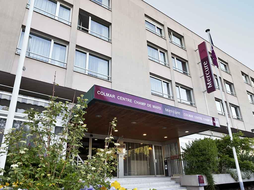 H tel kyriad colmar centre gare r servation gratuite sur for Hotels colmar