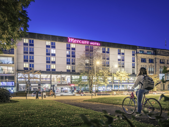 Hotel Mercure Centre Mulhouse