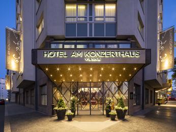 hotel am konzerthaus boutique hotel vienna accor. Black Bedroom Furniture Sets. Home Design Ideas