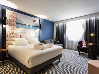 Kamers - Hotel Mercure Bordeaux Centre