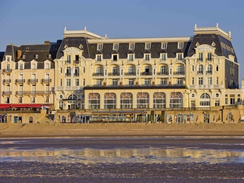 Отель - Le Grand Hotel Cabourg - MGallery Collection