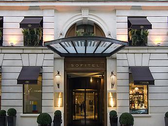 Hotel Sofitel Paris Le Faubourg Paris