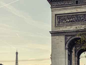 Destination - Sofitel Paris Arc de Triomphe