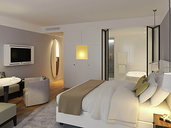 Rooms - Sofitel Paris Arc de Triomphe