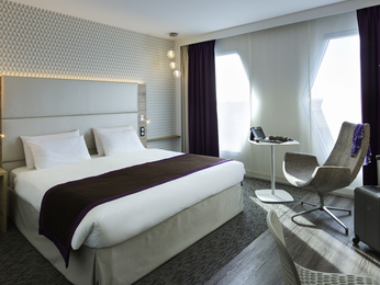 Hotel - Hotel Mercure París Orly Rungis