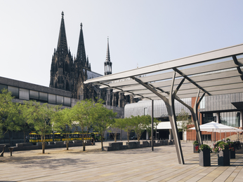 Hotel - Hotel Mondial am Dom Cologne - MGallery Collection
