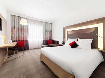 Camere - Novotel Moscow Sheremetyevo Airport