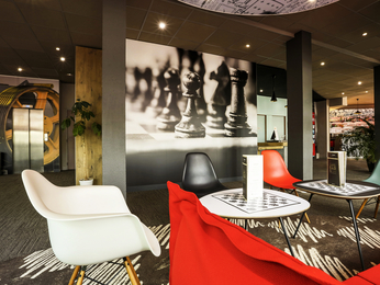 Hotel - ibis Nancy Sainte Catherine
