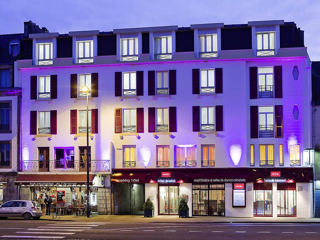 Quimper hotels hotel booking in quimper viamichelin for Hotels quimper