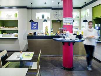 Bar - ibis Styles Luxembourg Centre Gare