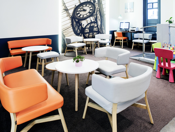 Hotel - ibis Styles Luxembourg Centre Gare