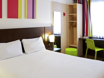 Rooms - ibis Styles Luxembourg Centre Gare