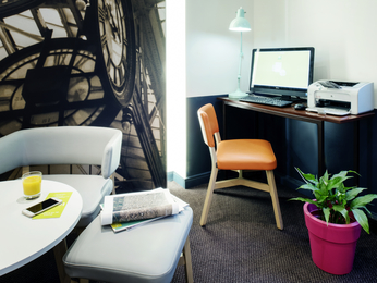 Services - ibis Styles Luxembourg Centre Gare