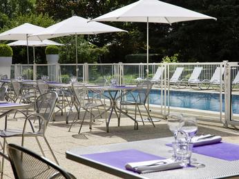 Hotel Novotel Marne la Vallée Noisy le Grand