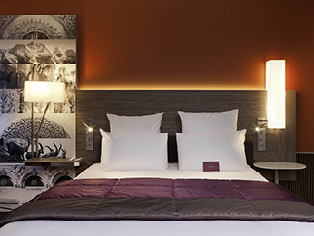 Rooms - Mercure Chambery Centre Hotel