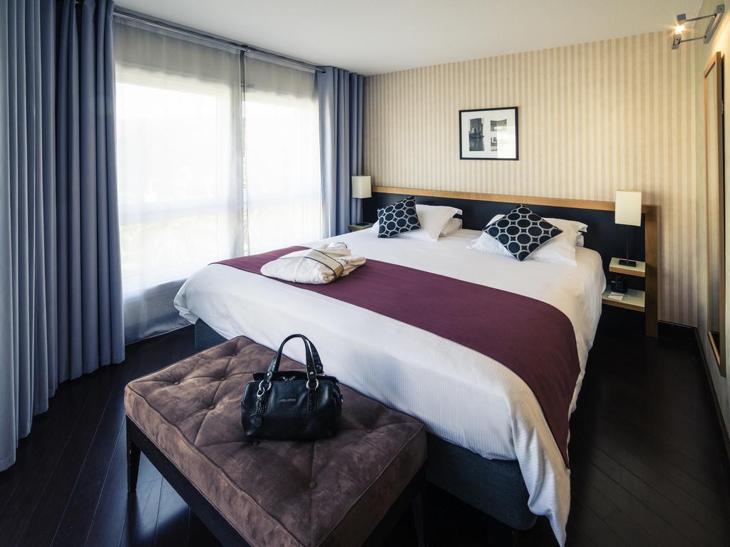 Novotel suites montpellier montpellier informationen for Hotels montpellier