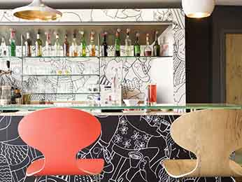 Bar - ibis Bordeaux Gare Saint Jean
