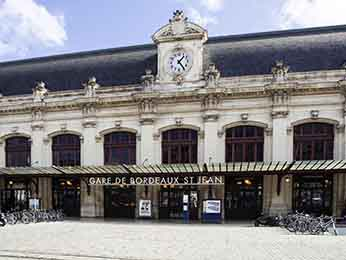 Destino - ibis Bordeaux Centre Gare Saint Jean