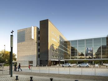 Hotel Novotel Centre Cité des Congrès Nantes